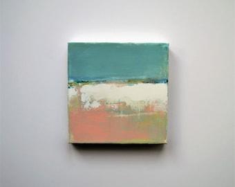 FLOAT... abstract landscape art, acrylic landscape, art, abstract landscape, contemporary landscape, painting, landscape, abstract art,