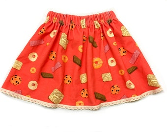 Biscuit skirt