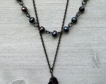 Black Orchid Chain