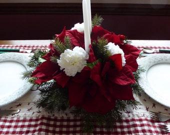Christmas centerpiece,