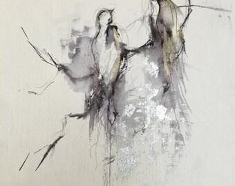 Hope Series Fig.15 number2 -- Fine Art Painting
