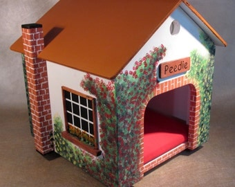 Small dog house, Cat house/Cottage 2016 model