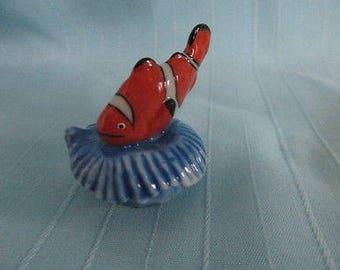 Wade Wimsie Under the Sea - Clown Fish - Nemo