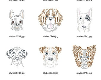 Zig-Zag-Dogs-2 ( 10 Machine Embroidery Designs from ATW )