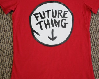 Thing 1 and Thing 2 Shirt Pregnancy Maternity Womens Dr Seuss Expecting
