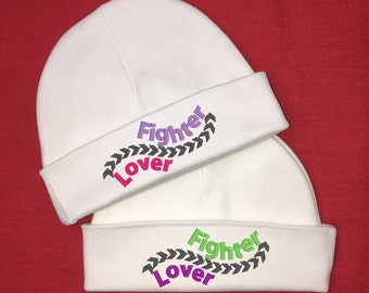 Micro preemie, preemie, infant hat - baby boy baby girl, NICU clothes, baby shower gift, newborn pictures, going home outfit, Valentine's