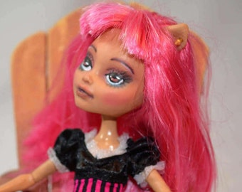 monster doll hair etsy