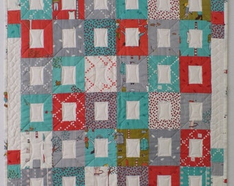 Little Apples Wall Art-Wall Hanging-Finished Quilt