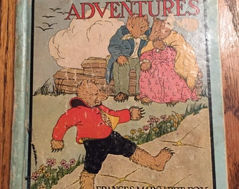Little Bear's Adventures 1923