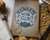 Knitting Club*POSTCARD