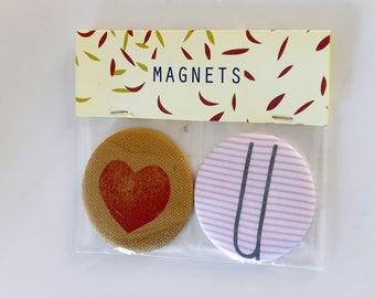 Magnet set magnets fridge magnet refrigerator heart magnets fridge magnet housewarming gift cute kitchen decor home cute fridge magnets gift
