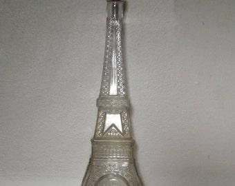 Antique Benedict greenhouses Eiffel Tower glass bottle