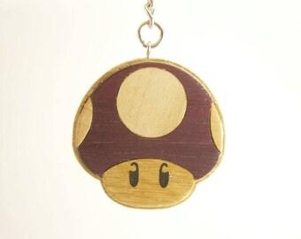 Keychain Mario Bros. - Toad