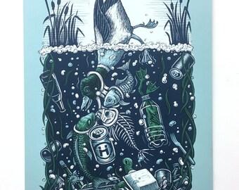 Highwater Print