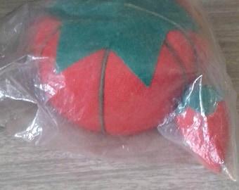 Vintage Tomato Pincushion