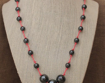 Bead Necklace / Pink Necklace / Purple Necklace / Yellow Necklace / Green Necklace / Blue Necklace / Orange Necklace / White Necklace