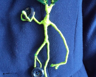 Bowtruckle Poseable Fantastic Beasts