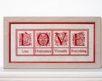 LOVE Picture Abbreviation