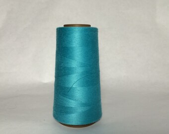 TURQUOISE Tex 27 thread 3000+ yards