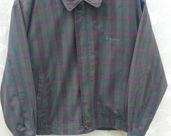 Vintage PLAYBOY//New York Seoul//Zipper Jacket//Size L