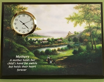 Mothers - JS 110 DC - Desk Clock