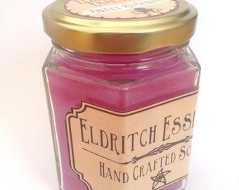 Eldritch Essences Hex Jar Scented Candle *Sweet Symphony*
