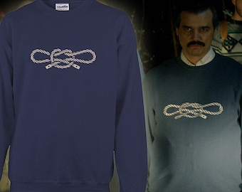 Narcos Pablo Rope Sweater