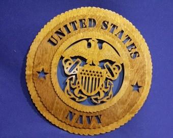 "12"" United States Navy Officer"