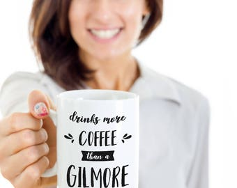 THe Gilmore Life - Gilmore girls coffee mug Gilmore girls gifts