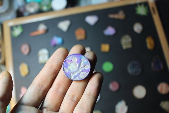 SkyBlossom Hat Pin (HandMade)