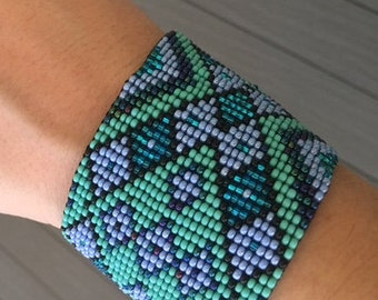 Thick Cuff Guatemalan Bracelets (7 colors in shop!)