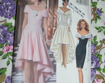 Butterick 5371  Misses Dress Sewing Pattern - UNCUT -  Size 6 8 10 12