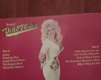Best of Dolly Parton album