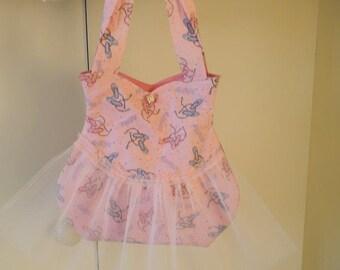 Ballerina Ballet Bag