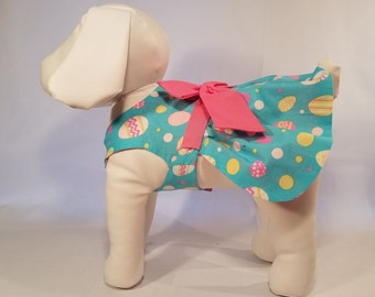 Dog Dress Easter Eggs - Dog Clothes Pet Clothes