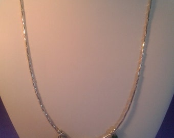 Simply pretty green necklace women hobbies4twins