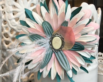 Custom Flower Accessories for hair or clothes