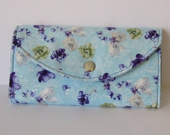Cheerful Women's Fabric Wallet