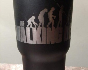 THE WALKING DEAD Custom Cup