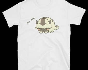 Yip Yip Appa! Avatar the Last Airbender T-shirt