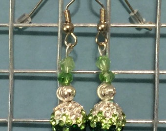 Emerald City Earrings
