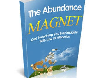 Self Improvement Ebook - The Abundance Magnet