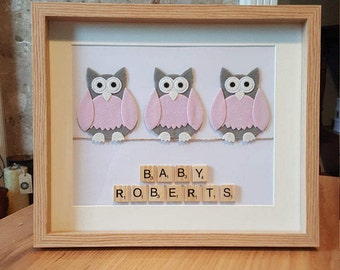 Twit Twoo (Personalized)