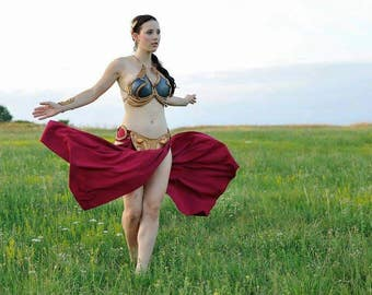 Leia/Leila slave star wars cosplay  costume