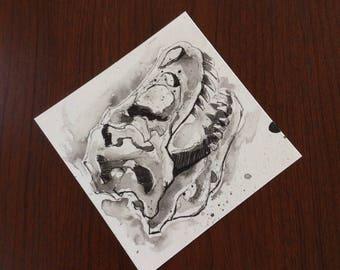 Tyrannosaur Skull no. 3
