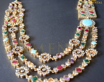 Beautiful 3 Layers Necklace