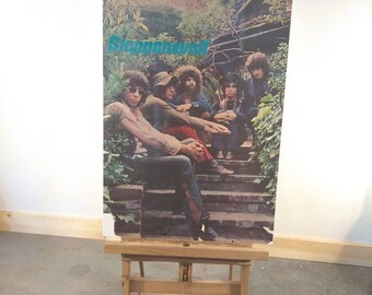 """Original 1969 Steppenwolf Poster by The Visual Thing 24""""x36"""""""