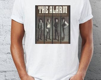 The Alarm - new wave - T-shirt