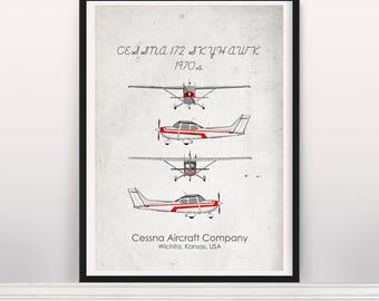 Cessna 172 Skyhawk 1970s
