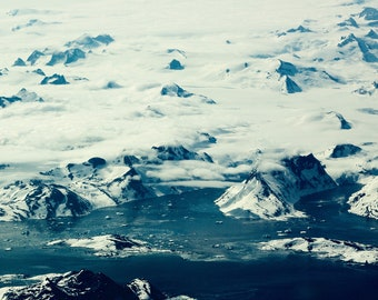Coast of Greenland